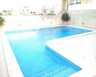 Gozo pool area